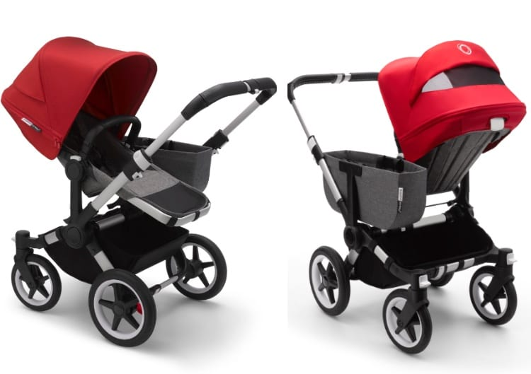 bugaboo donkey 3 features