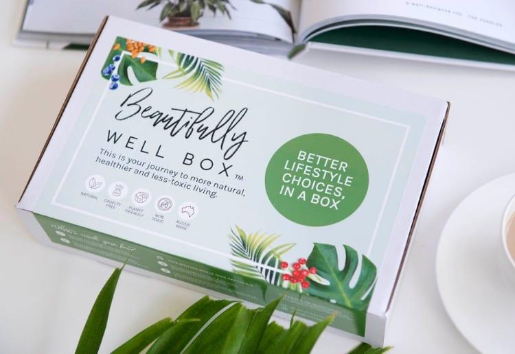 beautifully well box