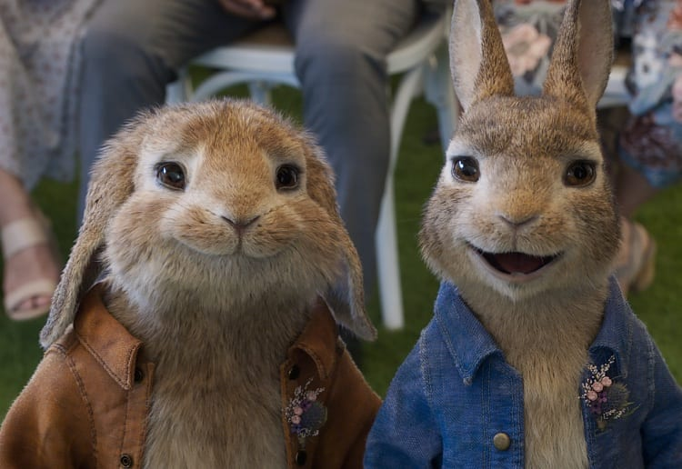 Peter Rabbit 2 Has Been Postponed Because of Coronavirus