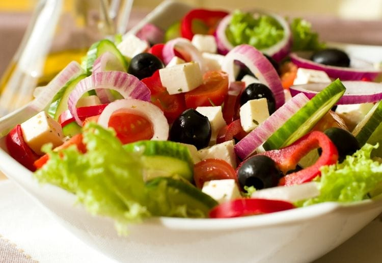 tessie reviewed Greek Salad Traditional Style