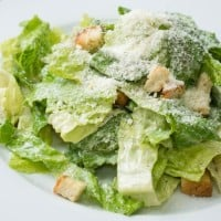 Simple Caesar Salad In Six Minutes