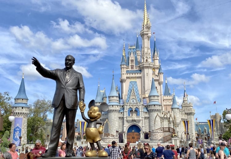 For The First Time Ever, All Disney Theme Parks Around The World Will Close