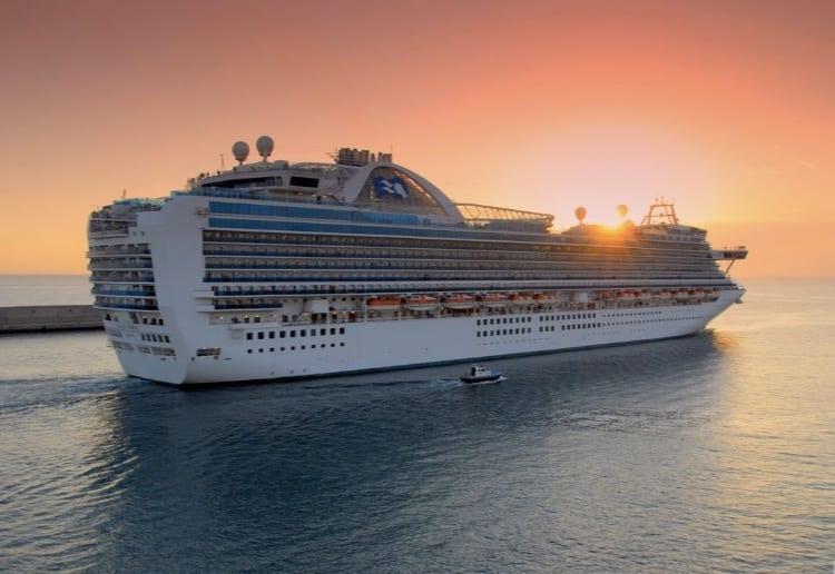 Princess Cruises Cancels Cruises Temporarily Amid Coronavirus Fears