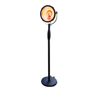 The Glow Electric Heater - outdoor heater