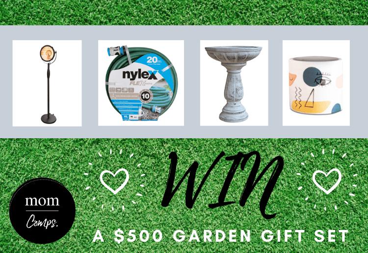 WIN a $500 Garden Gift Set!