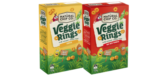 Veggie Rings Product Review