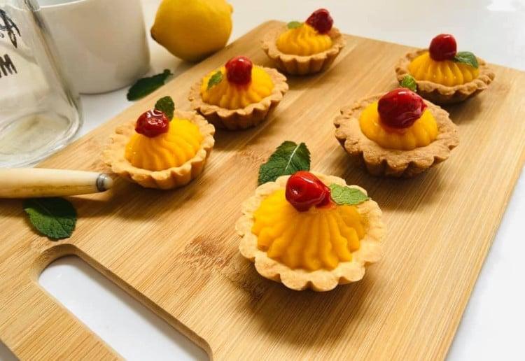 Easy Peasy Tangy Lemon Tart
