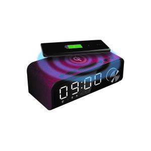 Digital Alarm Clock - Laser Co