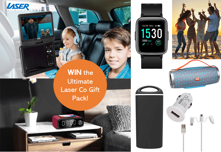 mom207559 reviewed WIN The Ultimate Laser Co Gift Pack!