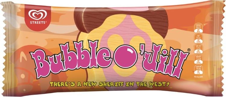 Bubble O Jill icecream