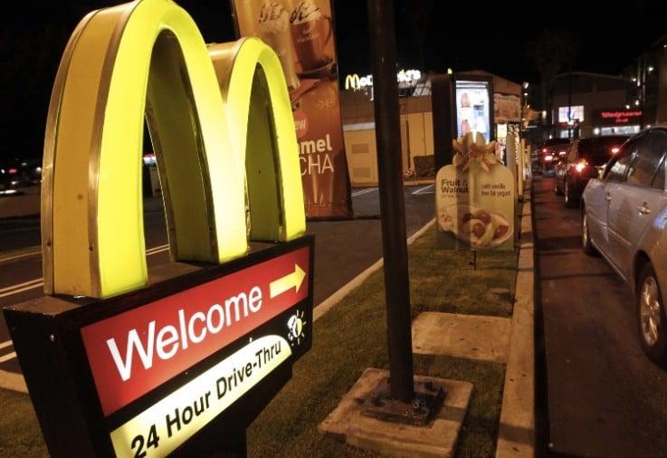 is it still safe to get drive-thru takeaways mcdonalds