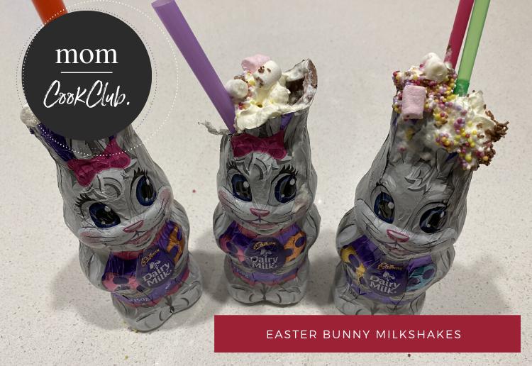 Easter Bunny Milkshake