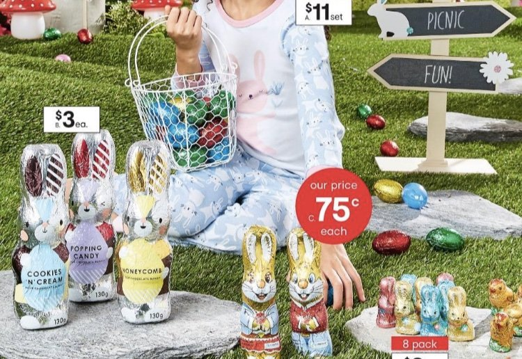 Kmart You Seriously Screwed Up Our Easter This Year!