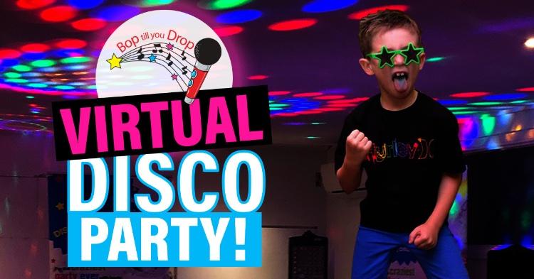 bop till you  drop virtual disco