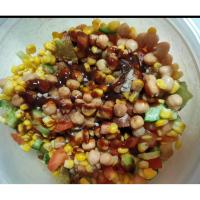 Quick Tangy Salad