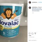 image of Novalac fruits toddler milk social sharing