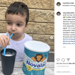 novalac fruits toddler milk review social sharing