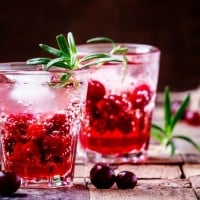 Mojito With A Blast Of Berries