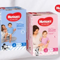 Image of Huggies Ultra Dry Nappies for the Huggies Ultra Dry Review page