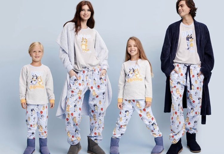 Stampede! Bluey Pyjamas Are Back At Peter Alexander After Debacle Sale