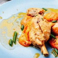 Apricot Chicken Slow Cooker Style