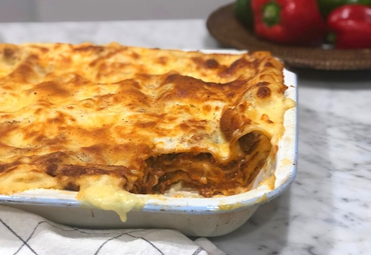 Vegetarian Lasagna Real Recipes From Mums