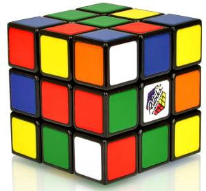 Rubik's 3×3 Cube