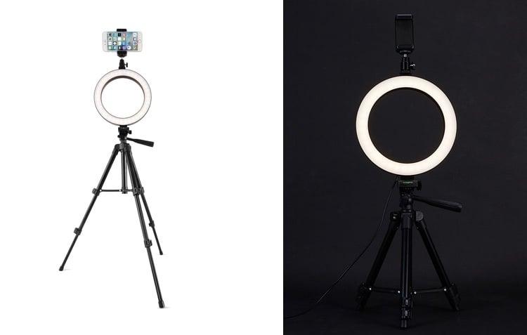 Studio Selfie Light Stand