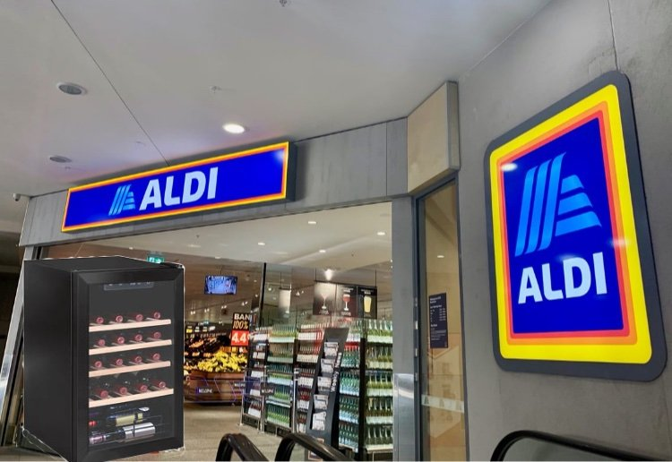Aldi Is Launching A Budget Wine Fridge That Is A Must Have For Wine Lovers