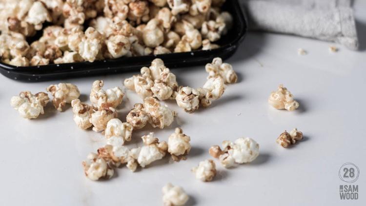 sam woods popcorn