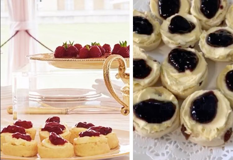 Royal Fruit Scones Recipe Direct From Buckingham Palace
