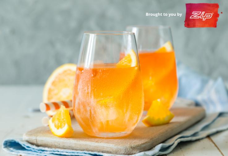 Image of Winter Wellness Citrus Spritzer for Zip Water