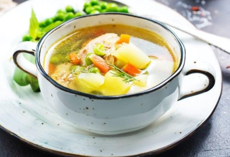 3 minute chicken nourish bowl recipe