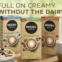 Image of NESCAFÉ Gold Plant Based Latte Range for the Nescafe Gold Plant Based Latte Review