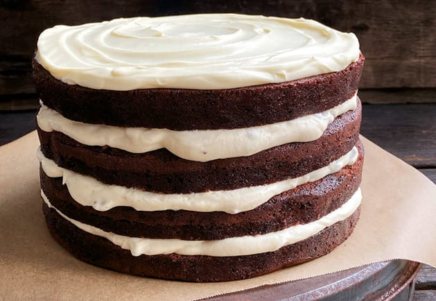 Donna Hay's Cookies And Cream Layer Cake