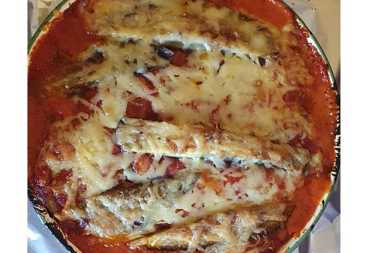 Cheesy Eggplant Parmigiana Recipe