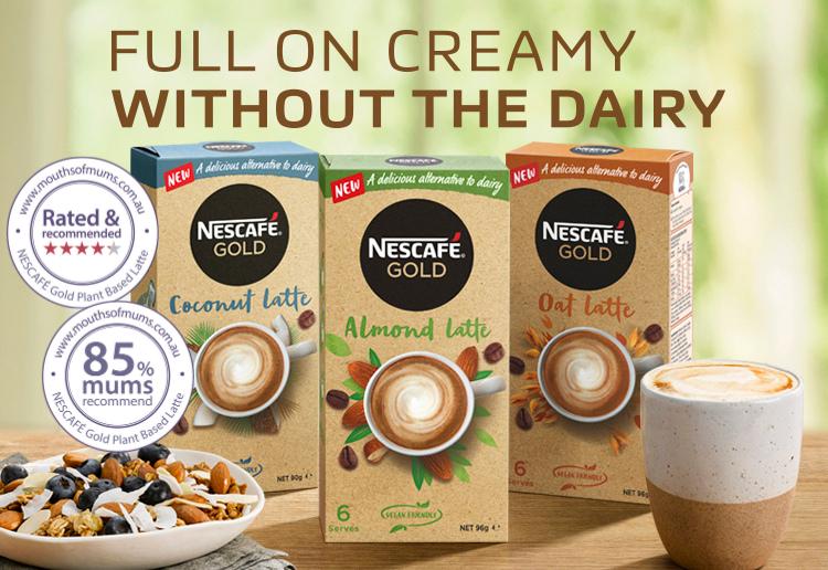 NESCAFÉ Gold Plant Based Latte