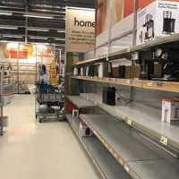 The Real Reason Behind Empty Kmart Shelves And We're Not Impressed At All