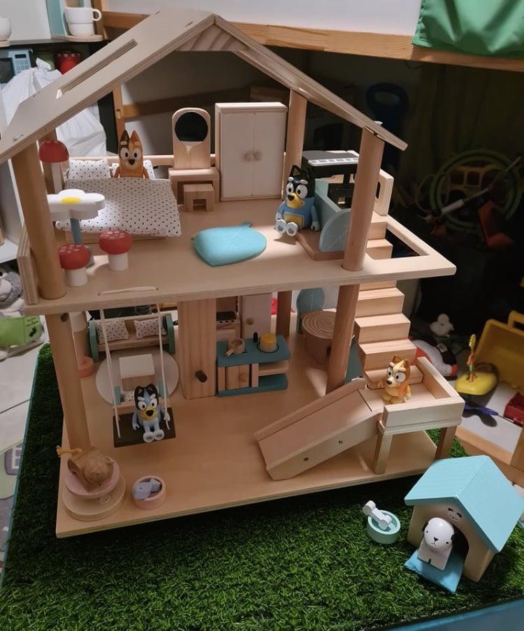 Bluey Playhouse hack 2