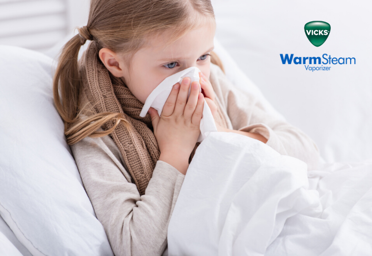Help! My Child Has A Cold! What Should I Do?