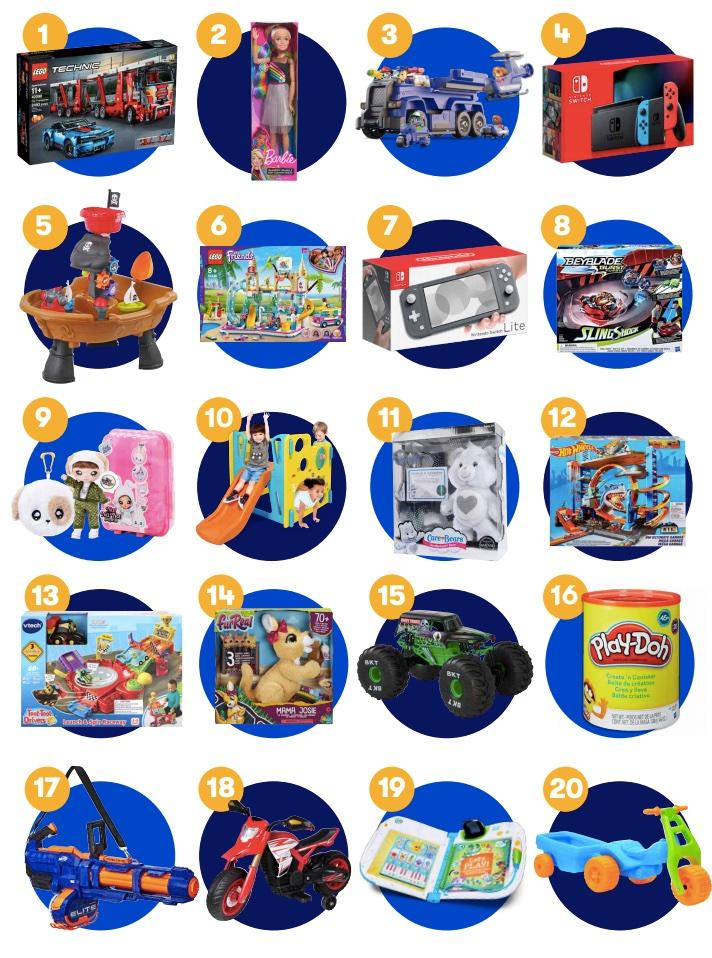 toy mania toys