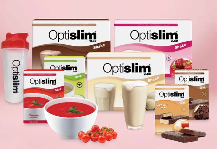 WIN 1 of 5 4-Week Bundle Packs from Optislim