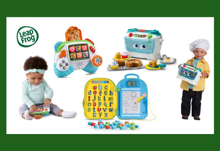 WIN 1 of 5 Toy Packs from LeapFrog