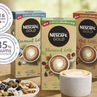 Nescafe Gold Plant Based Latte