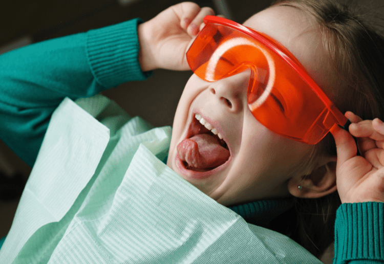 10 ways to ease dental anxiety in children