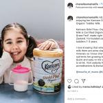 Karicare Gold Plus+ Organic Toddler Milk New Zealand Mums review social sharing