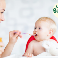 The Best 'Play With Food' Games For Your Baby