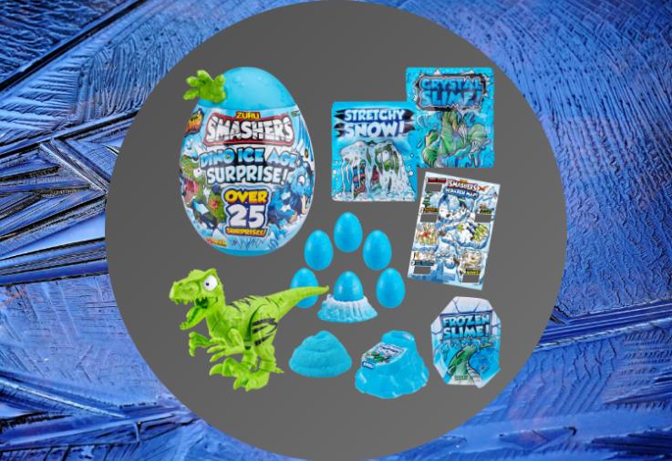 Dino Ice Age toys