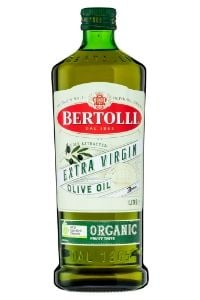Winter Salad with Garlic Aioli_Bertolli Organic Extra Virgin Olive Oil_Product Shot