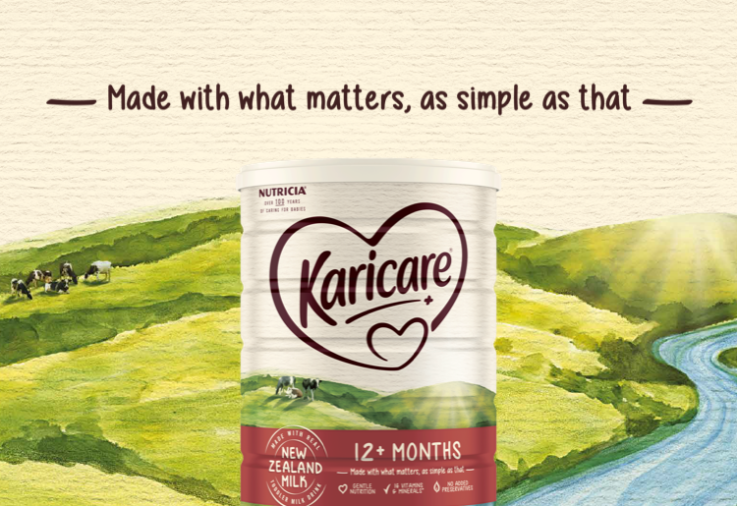 Karicare Toddler Milk 12+ Months review
